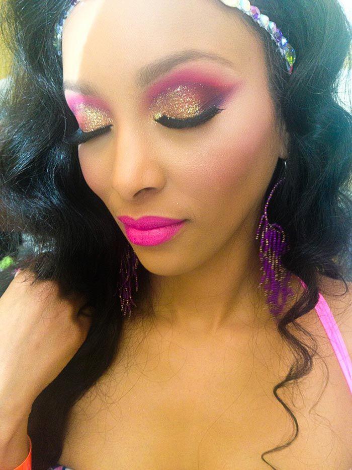 Carnival Makeup Trinidad Carnival 2015 Pinterest