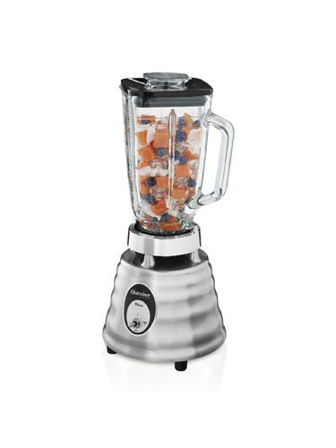 You can quickly blend up exceptional smoothies with the Oster Beehive Osterizer Classic Blender 4093 — and spend even less time afterwards on cleanup.