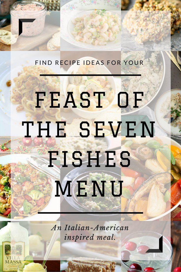 42 best images about home feast of the seven fishes on for Italian seven fishes