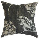 Found it at Wayfair - Garuahi Floral Cotton Throw Pillow