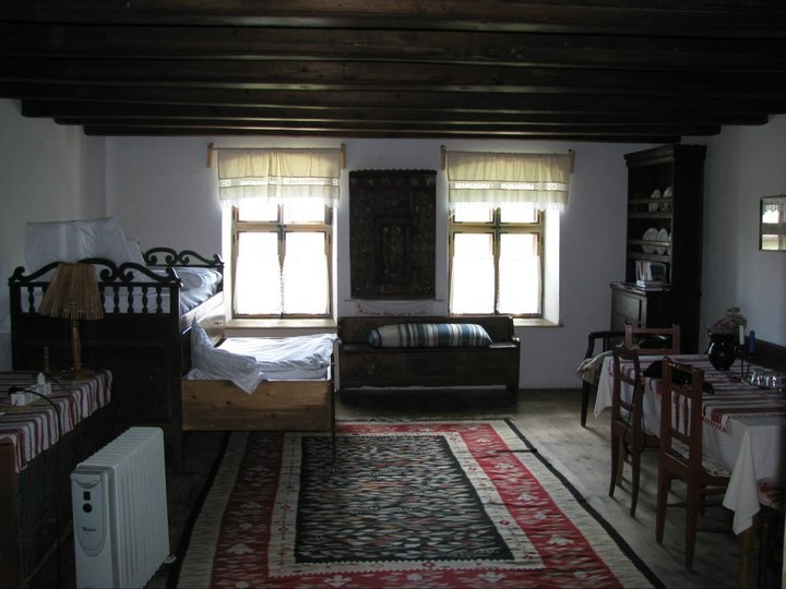 old house VISCRI, Romania   Prince Charles (UK) used to sleep here, now he has his own house in Viscri