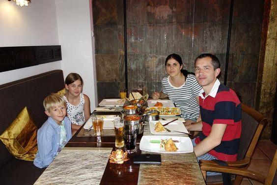 Indian #Family #Restaurant in #Warsaw, Poland - Karma Restaurant :) http://www.restauracjakarma.pl
