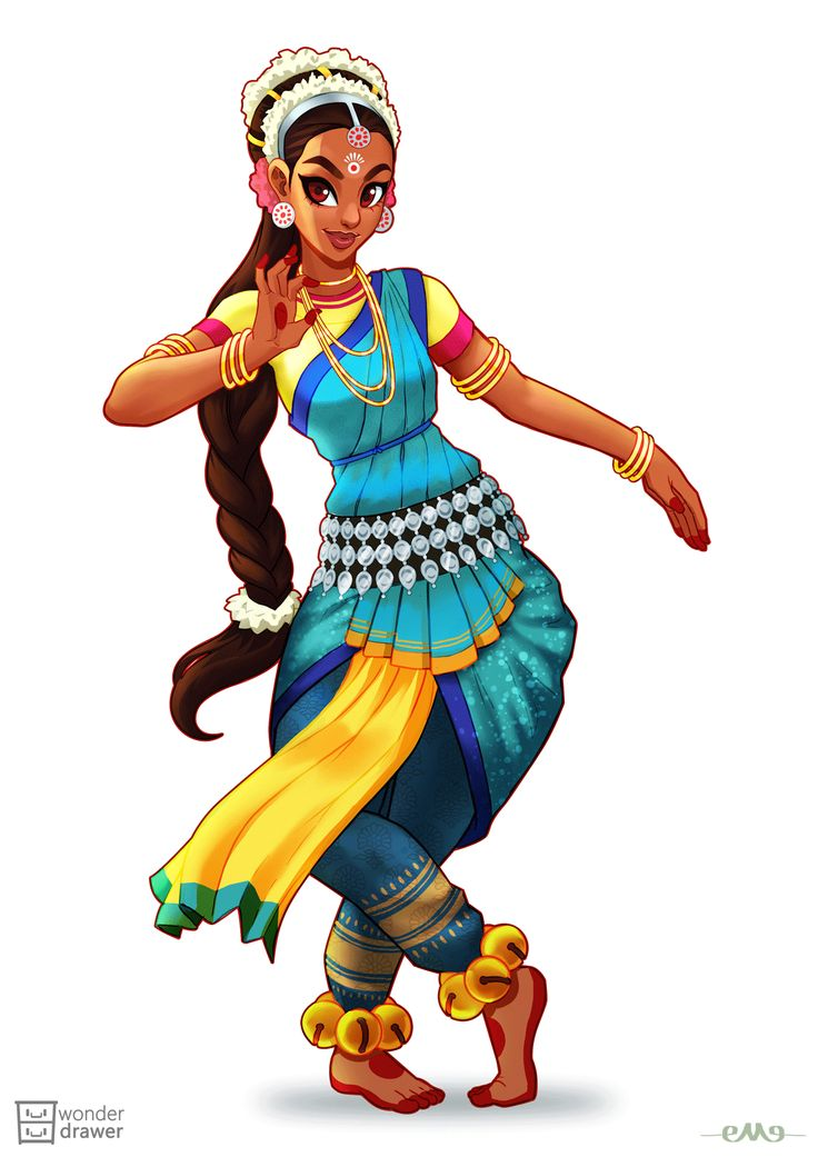 Aimy anne calilung indian dancer 1240 1754 - Cartoon girl images hd ...