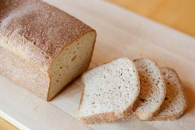 Erikas LCHF till vardag och fest: Recept - Bröd