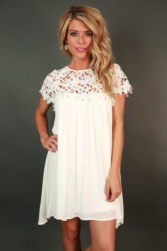17 Best ideas about White Dress Casual on Pinterest | Style ...