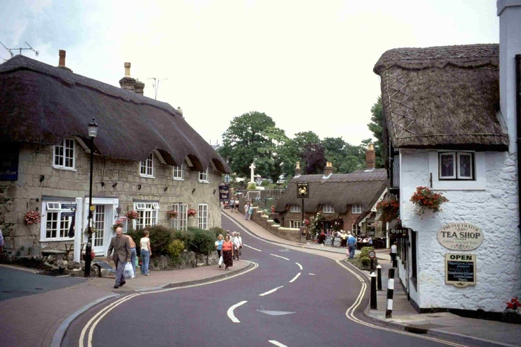 Shanklin, Isle of Wight, England most adorable little town<3  also visited the United Kingdom sailing Academy here! best time of my life!!!!