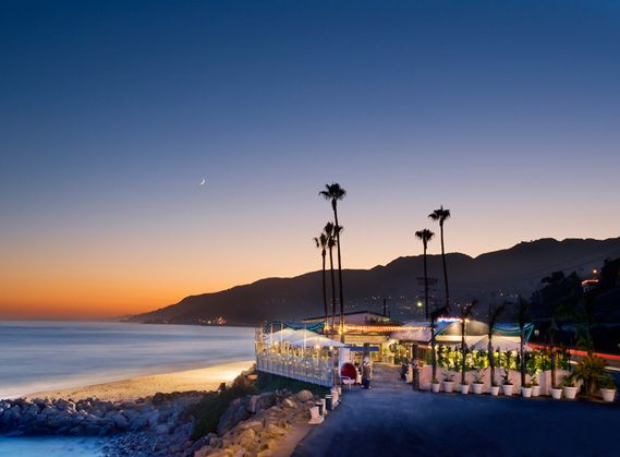 Gladstones, Malibu! great food and beautiful sunset... plus they turn your leftovers into foil animals :)