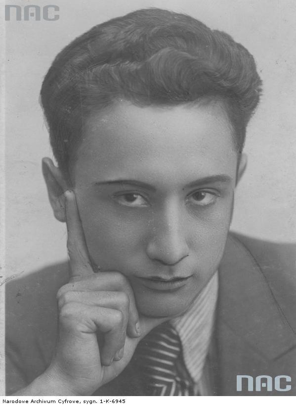 Władysław Szpilman, 1934.