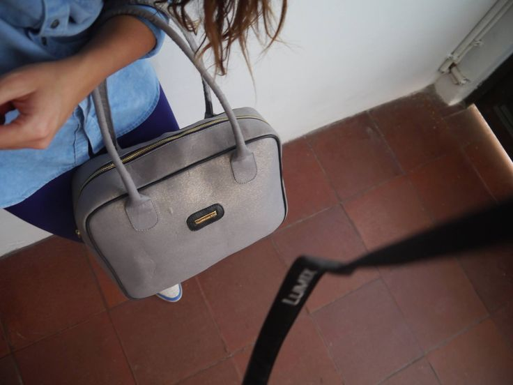 Satchel Bag by Marrakesh