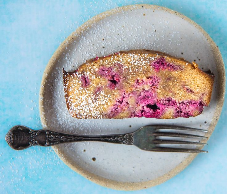 Quick and Easy Raspberry Bread. Simple, delicious and free from gluten, grains, dairy and refined sugar. Enjoy.