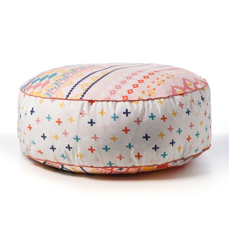 Adairs Kids Girls Frankie Floor Cushion - Stylist Picks Fan Favourites - Adairs Kids online