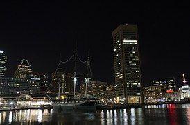 Baltimore, Puerto Interno, Puerto