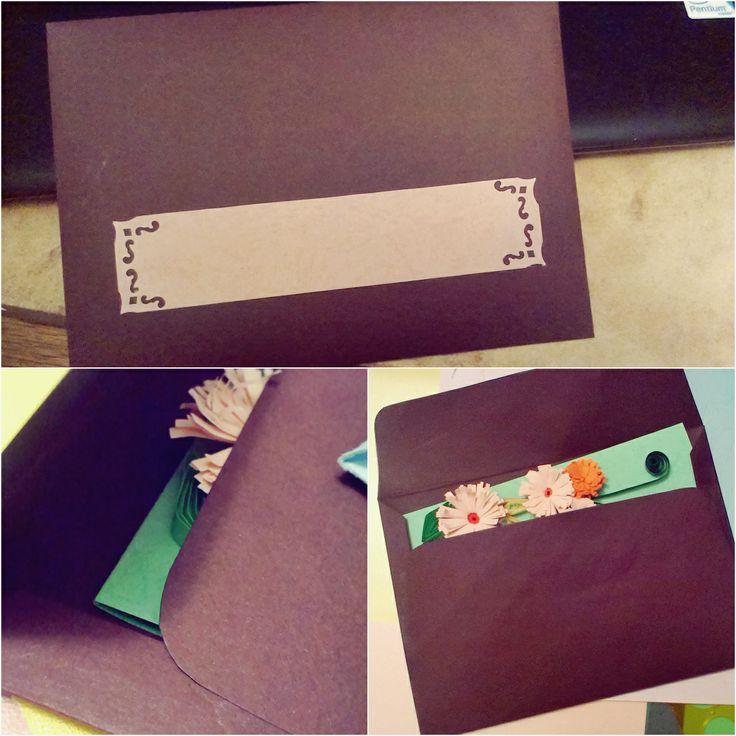 #diy #envelope
