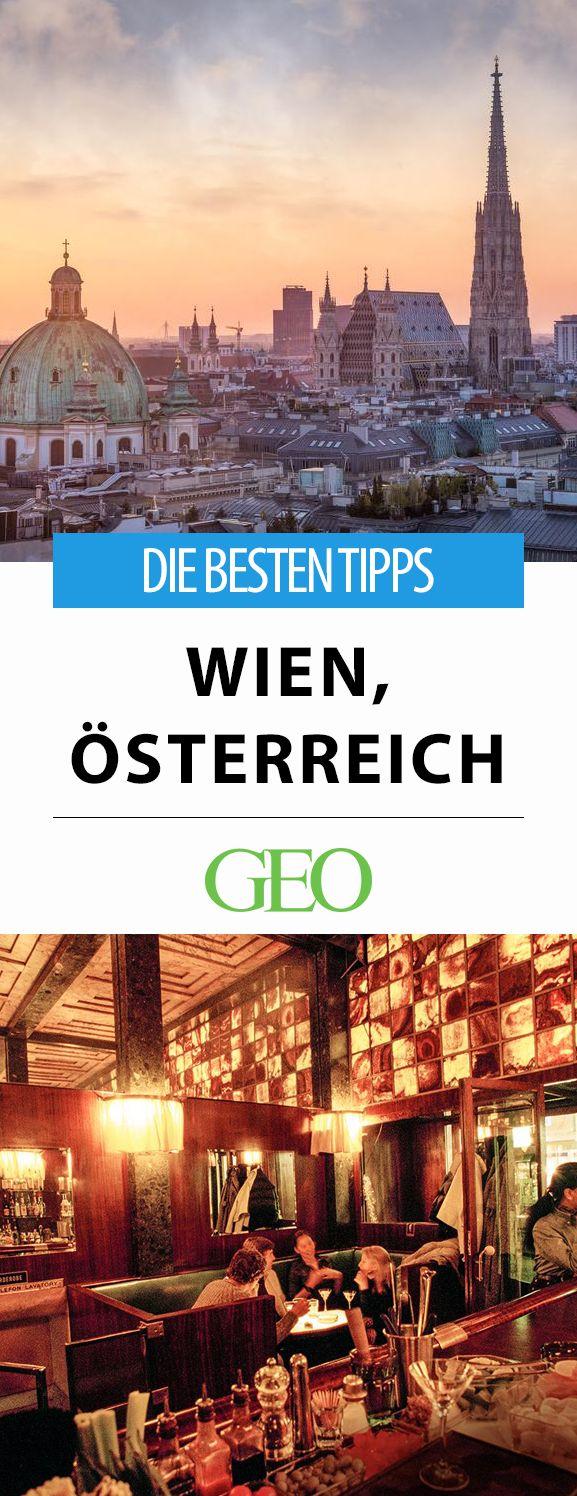 Wien: Genießertipps für die Hauptstadtperle