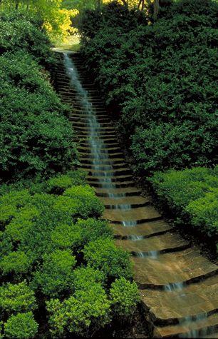 Step waterfall