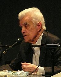 René Girard – Catholic academic who argues that biblical covetousness – or 'mimetic desire' – is the root source of all violence.
