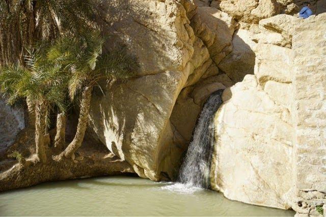 Voyage en Tunisie (2015): Jour 5 - Chebika - Tamerza Midès