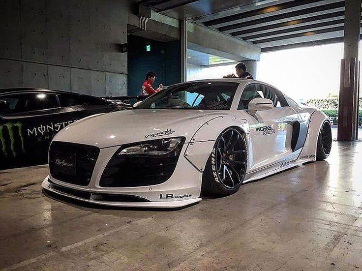 Lb☆works Audi R8 Sport Cars Audi R8 Audi Rs Audi