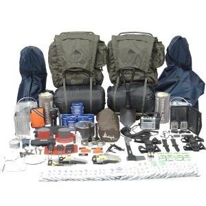 Survival Gear: A List Of Bugout Bags, Camping Supplies, Water Purifiers and More