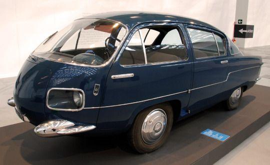 Morelli M1000, 1956. FK2 Design Inc.