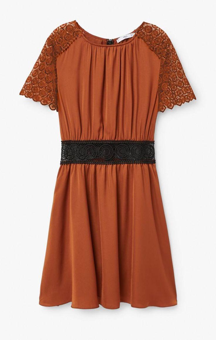 Šaty Mango
