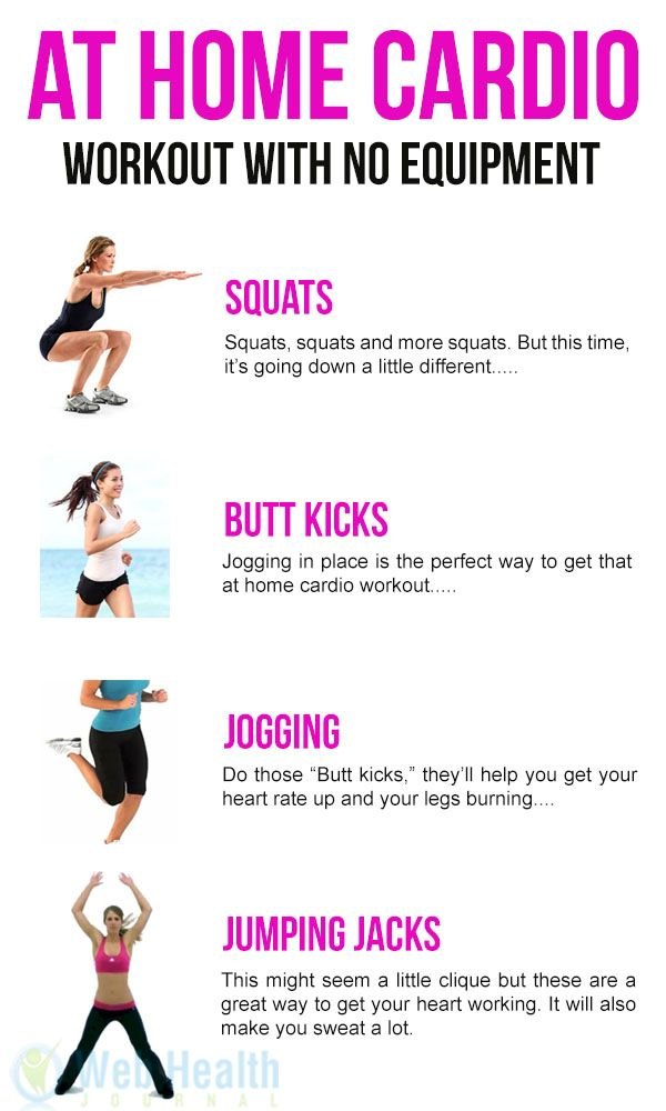 exercises to lose weight fast at home without equipment pdf