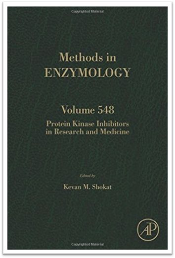 Methods in Enzymology Vol.548 Protein Kinase Inhibitors in Research and Medicine…
