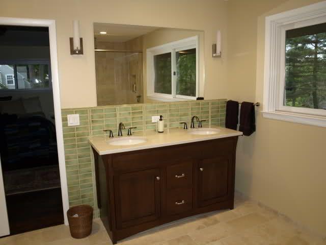 Image On kraftmaid bathroom cabinets What color countertop Bathrooms Forum