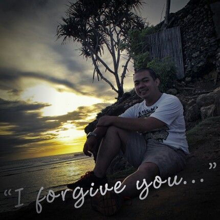 Forgiving is a bless