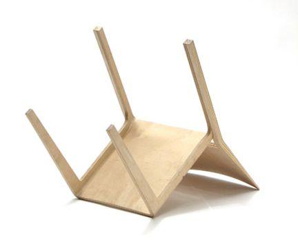 uni chair by Samuli Naamanka