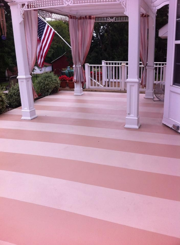 1000 Images About Painted Floors Patios On Pinterest Painting Concrete Flo
