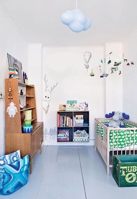boys room nursery