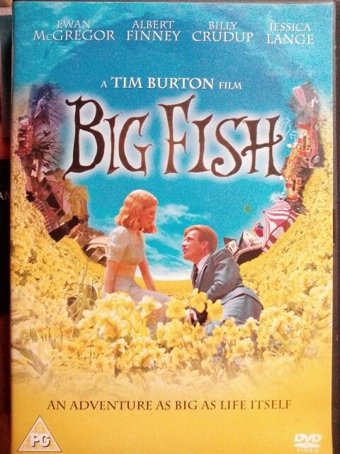 Big fish is my favourite film and every time i watch it i for Big fish facebook