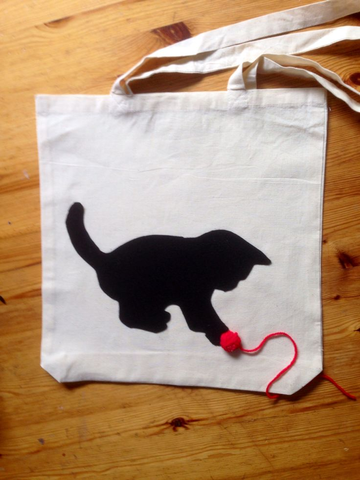 """Cat"" bag"