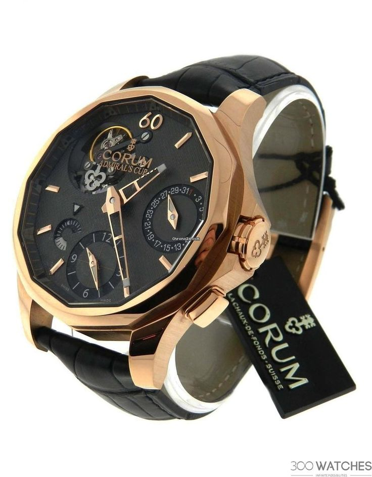 70 best images about corum watches on pinterest legends automatic watch and red gold for Corum watches