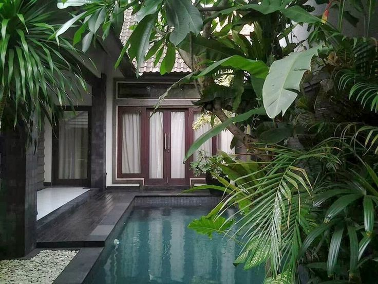 Villa for rent 2 bed rooms, private swiming poll, full facility, located in Denpasar, between kuta and denpasar,