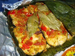 Resep Cara Membuat Pepes Ikan mas http://resepjuna.blogspot.com/2016/04/resep-pepes-ikan-mas-sunda-oleh-juna.html masakan indonesia