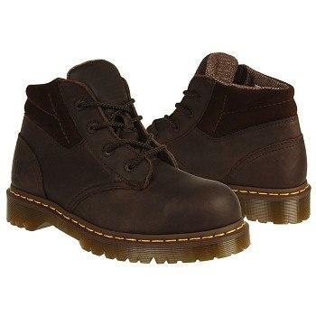 My new Doc Martins steel toe boots!