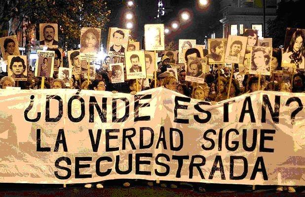 Las madres de la plaza_Argentina los desaparecidos