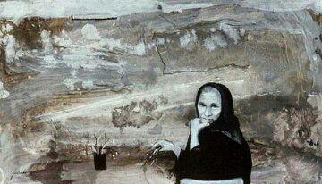 Guirado art - La abuela