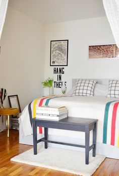 Image result for apartmenttherapy  wool blanket