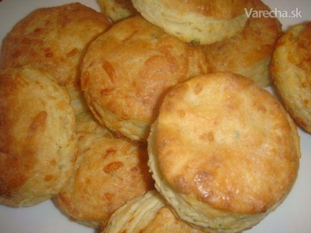 Biscuits - pagáče (fotorecept)