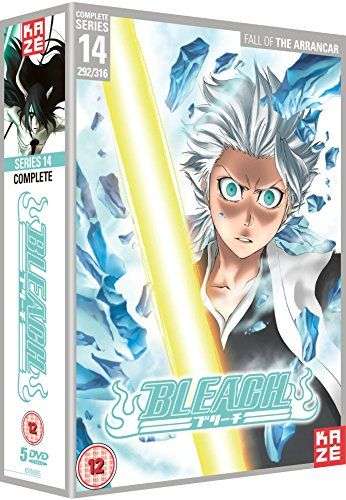 Bleach Complete Series 14 (Episodes 292-316) [DVD] Platform Entertainment Limited http://www.amazon.co.uk/dp/B00XHZQA8G/ref=cm_sw_r_pi_dp_SvZxwb0P9AW0D