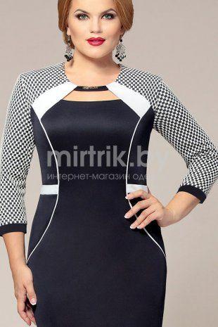 Модель 3687 синий Mira Fashion (крупно)