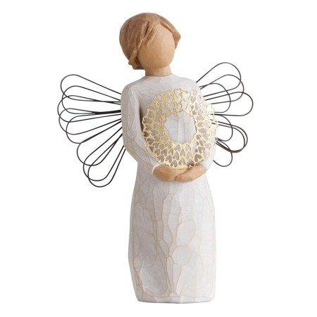 Photo of Willow Tree Sweetheart Angel Figurine