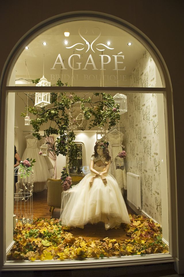 %Wedding IdeasIntroducing the New Generation of Bridal Shop   Agape Bridal Boutique