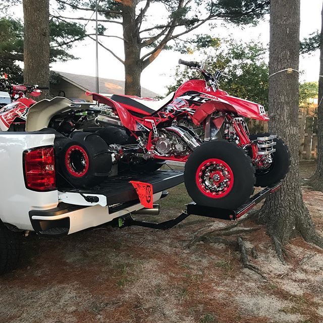 How do you haul your rides around? dbcracing trx250r
