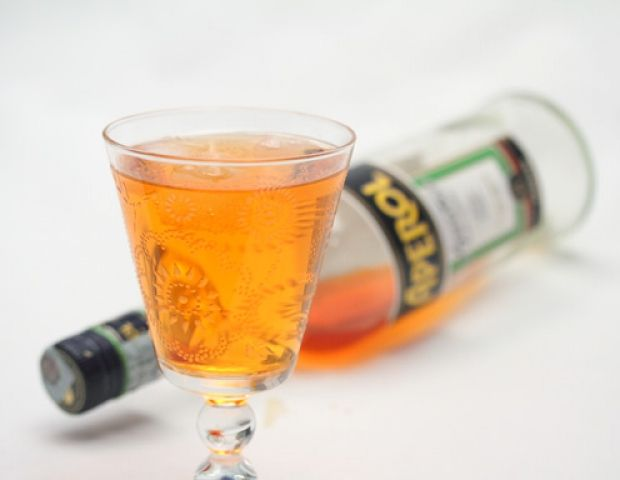Aperol-Spritzer
