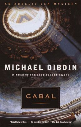 Cabal by Michael Dibdin (Aurelio Zen Series #3)