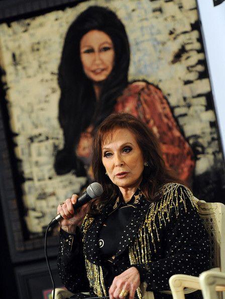 Loretta Lynn And Children | Loretta Lynn Loretta Lynn at Loretta Lynn: A Tribute To An American ...